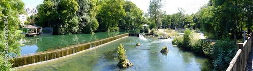 Fototapeta Jarnac (Charente)