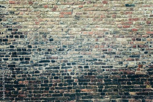 Foto op Aluminium Wand Brick wall texture