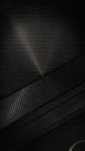 Dark Metal Techno Background