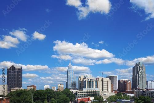 Keuken foto achterwand Amerikaanse Plekken Raleigh NC downtown