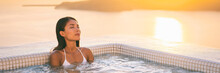 Luxury Wellness Spa Jacuzzi Po...