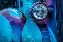 Cool Hot Wheels Hot Rod Car