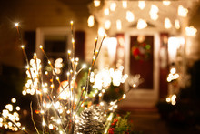 Shining Christmas Decorations ...