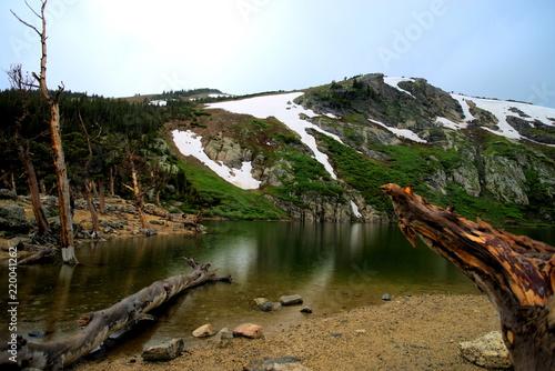 St. Mary's Glacier Fototapeta