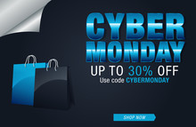 Cyber Monday Sale. Special Off...