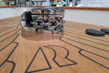 New Windlass For Anchoring On ...