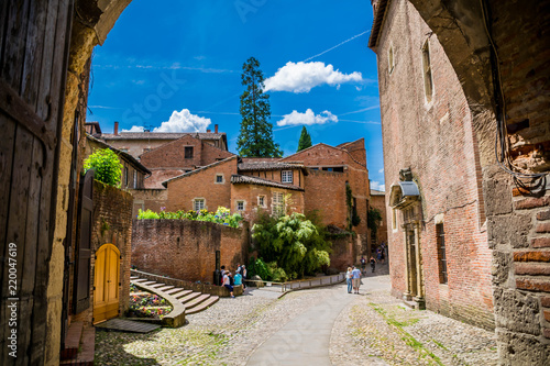 Photo Albi, Tarn, Occitanie, France.