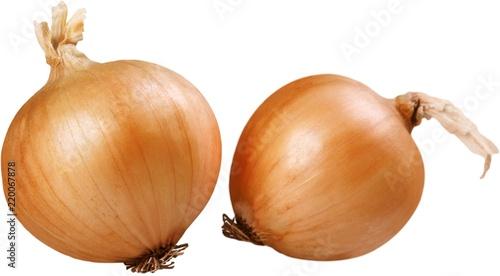 Vidalia onions Fotobehang