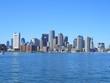 Skyline of Boston, Massachusetts, New England, USA