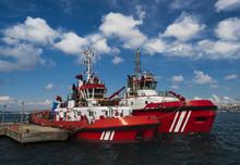 Fire Extinguishing Vessels