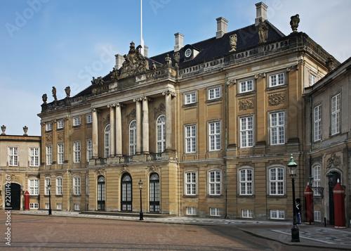 Photo Amalienborg