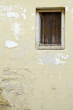 Alte Fassade Mit Fenster In Se...