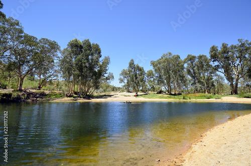 Spoed Foto op Canvas Oceanië Australia, Northern Territory, Outback