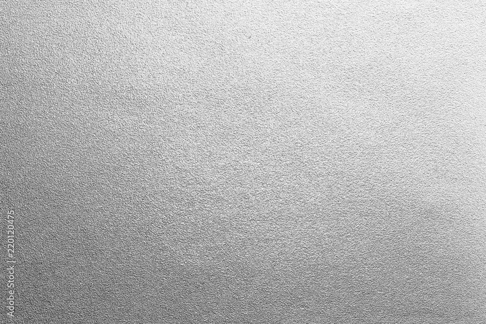 Fototapety, obrazy: Silver foil background