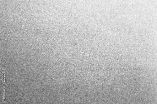 Silver foil background Fotobehang