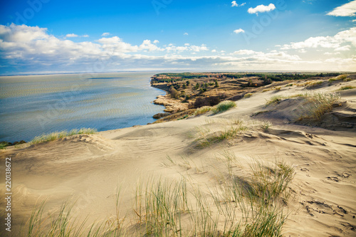 Valokuva  sandy Grey Dunes