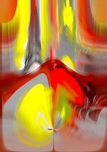 Abstraction. Graphic Arts. Pai...