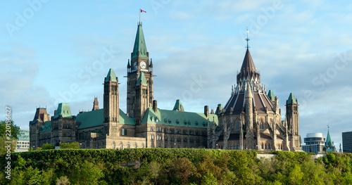 Stampa su Tela Parliament Hill - Ottawa, Ontario, Canada