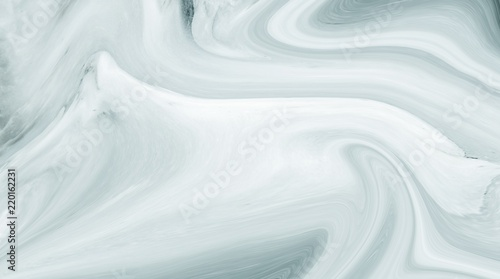 Fototapety, obrazy: Marble ink colorful. gray marble pattern texture abstract background. can be used for background or wallpaper