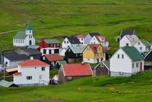 Gjógv Îles Féroé - Gjógv Faroe Islands