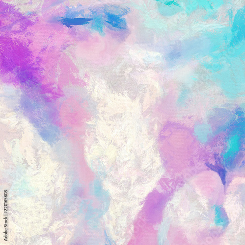 Impression Color Mix Abstract Texture Art Artistic Bright
