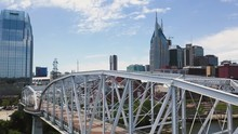 Downtown Nashville And Broadway Street 05