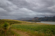 The View Of Lyttelton Harbour ...