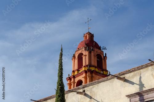 Photo Cúpula del templo de San Felipe Neri en San Miguel de Allende, Guanajuato México
