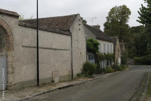 Papiers peints Les vieux bâtiments abandonnés VILLAGE