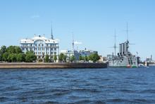 Nakhimov Naval School And Auro...