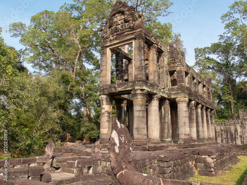 Staande foto Bedehuis Thommanon Temple at Angkor, Cambodia