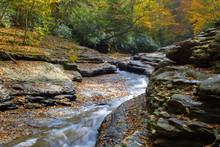 Natural Watersides At Ohiopyle...