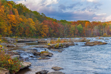 The Youghiogheny River As It F...