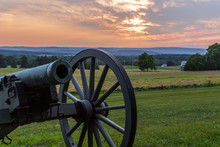A Cannon At Gettysburg, Part O...