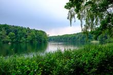 Schlachtensee Lakeshore View
