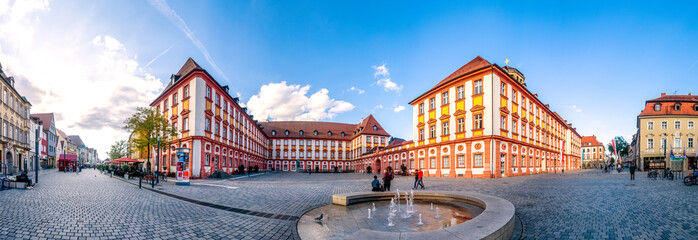 Altstadt, Bayreuth, Bayern
