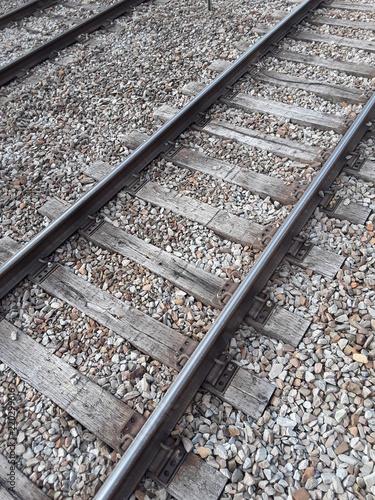 Fotografie, Obraz  Rail