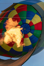 Balloon Fire