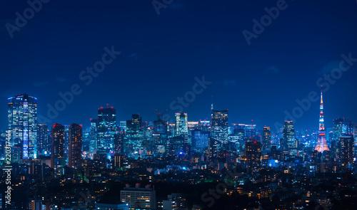 Fotografia 東京夜景