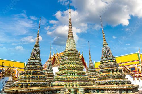 Foto  Wat Pho Temple in Bangkok