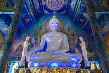Wat Rong Sua Ten In Chiang Rai