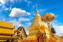 Wat Phra That Doi Suthep In Ch...