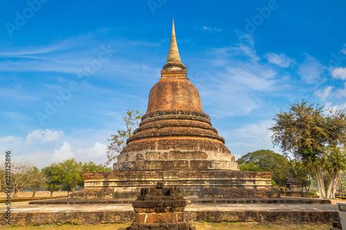 Fotografie, Tablou Sukhothai historical park