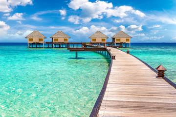 Water Villas (Bungalows) na Malediwach