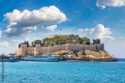 Photo Pirate castle in Kusadasi