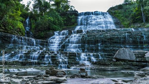 Photo Albion Falls, Ontario Canada