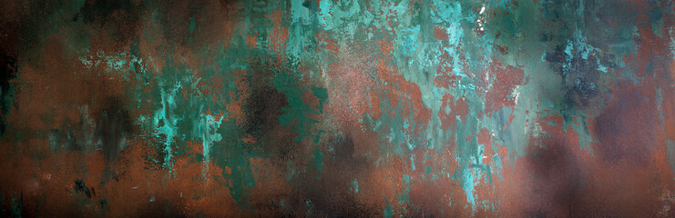 Rusty metal texture, backgr...