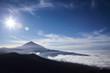 Teide im Nationalpark Teneriffa