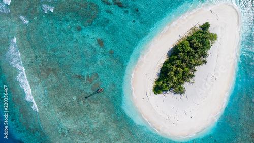 Obraz na plátně Paradise Island