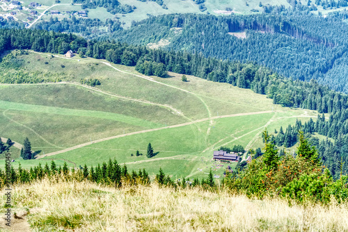 Foto op Aluminium Blauwe jeans Beautiful nature in Little Fatra Slovakia